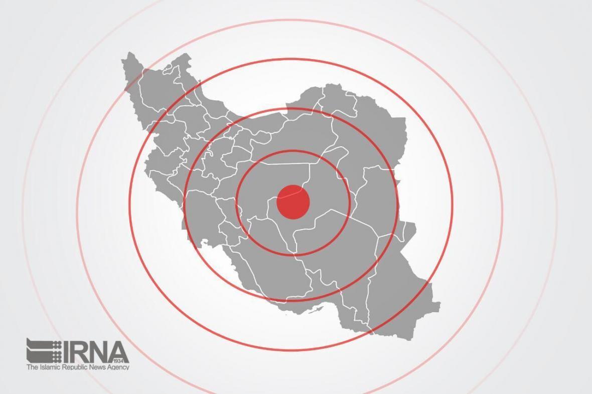 خبرنگاران زمین لرزه 4.2 ریشتری مزایجان فارس خسارتی نداشت