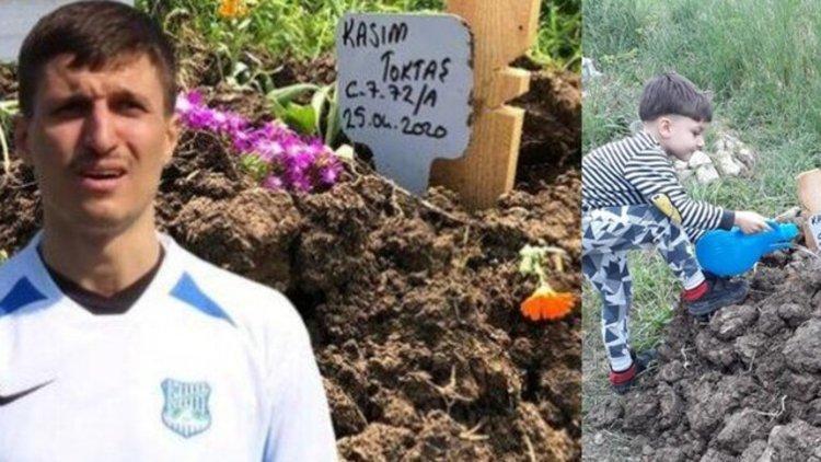 بازیکن ترکیه ای پسرش را بخاطر کرونا به قتل رساند!