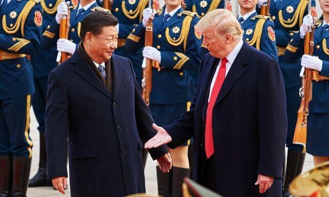 لفاظی های ترامپ و شیو آغاز جنگ سرد