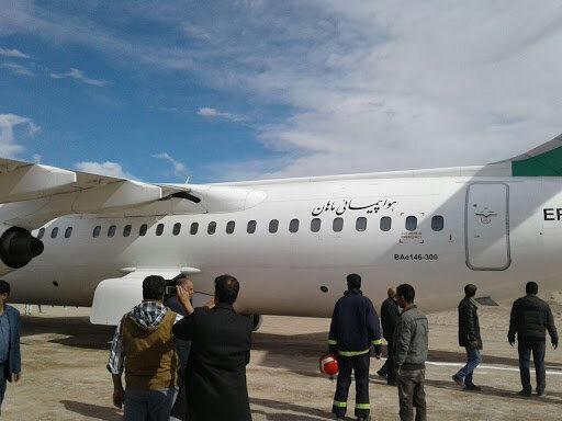 پروازهای فرودگاه گیلان به روال عادی باز می شود
