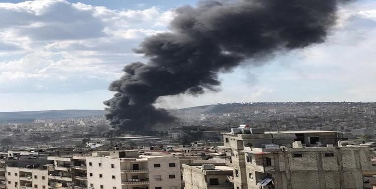 انفجار در عفرین سوریه، یک کشته و چند زخمی برجای گذاشت