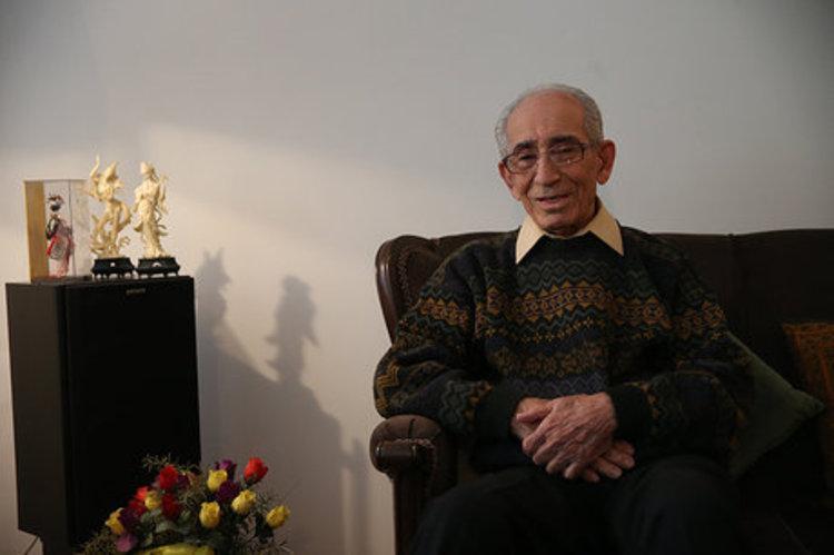 گنجینه ورزش ایران در 96 سالگی درگذشت