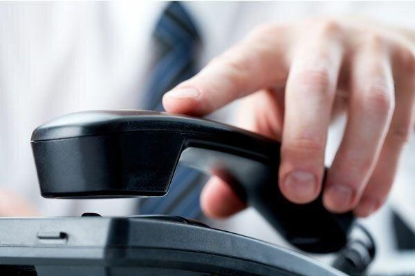 اختلال تلفنی در 3 مرکز مخابراتی تهران