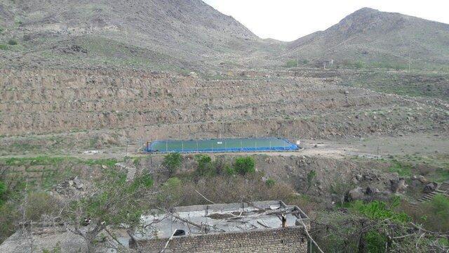 استخرهای ذخیره آب مانع تغذیه آبخوان ها شده اند