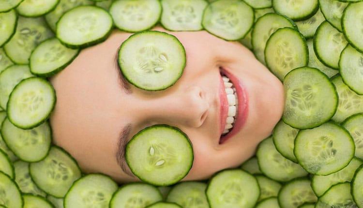 آموزش 9 ماسک خیار برای شادابی، جوانی و رفع تیرگی پوست