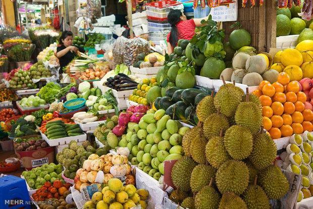 قیمت انواع میوه و تره بار در تهران، امروز 20 شهریور 99