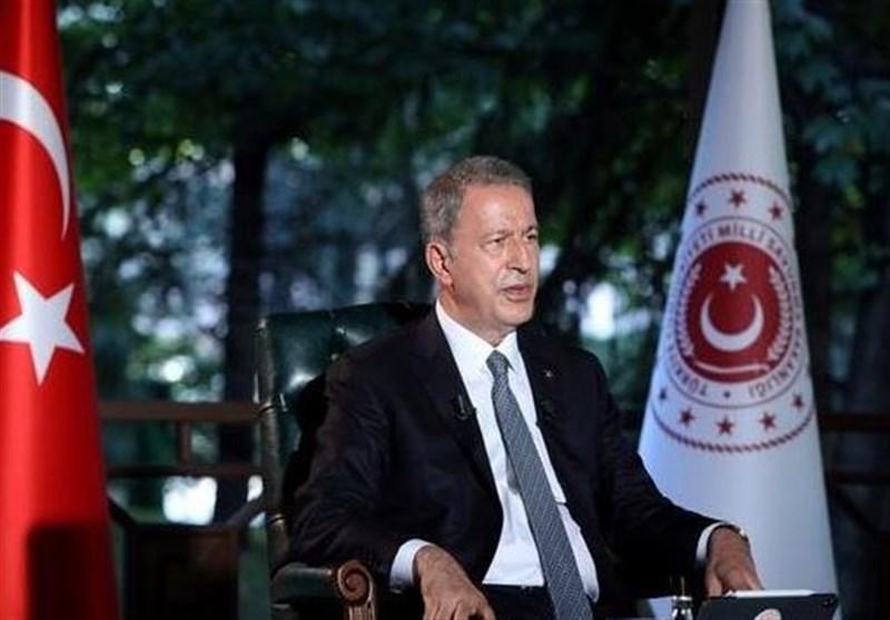 وزیر دفاع ترکیه: به حمایت از جمهوری آذربایجان ادامه می دهیم