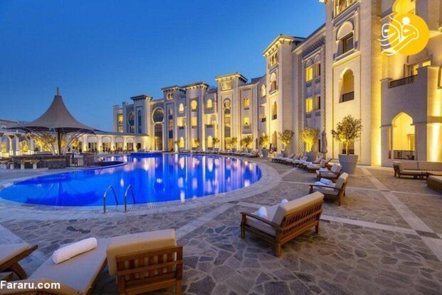 ضرر 25 میلیارد دلاری پنج هتل عظیم زنجیره ای دنیا