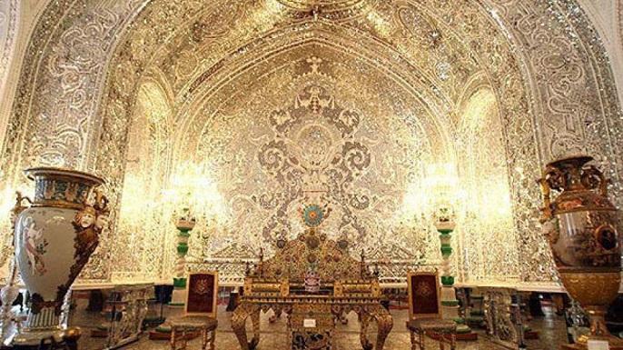 دیجیتال سازی نسخ خطی کاخ گلستان