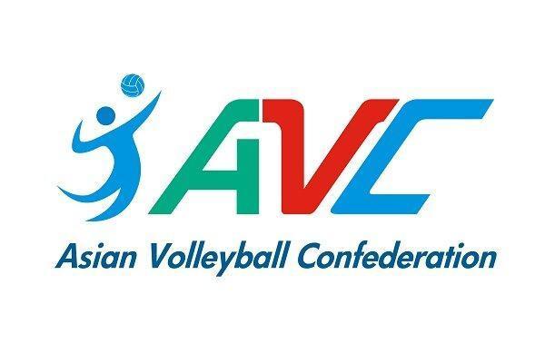 عضویت نمایندگان والیبال ایران در کنفدراسیون آسیا