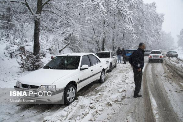 وقوع طوفان 94 کیلومتری در مازندران