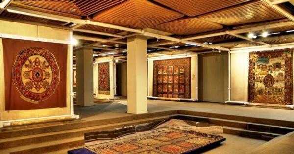 نمایشگاه مجازی طرح و نقش قالی در موزه فرش برگزار گردید